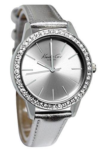 ケネスコール・ニューヨーク Kenneth Cole New York 腕時計 レディース 【送料無料】Kenneth Cole Watches Women's Classic Watch (Silver)ケネスコール・ニューヨーク Kenneth Cole New York 腕時計 レディース
