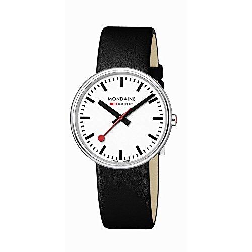 モンディーン 北欧 スイス 腕時計 レディース Mondaine Mini Giant A763.30362.11SBB Wristwatch for women Train Station Lookモンディーン 北欧 スイス 腕時計 レディース