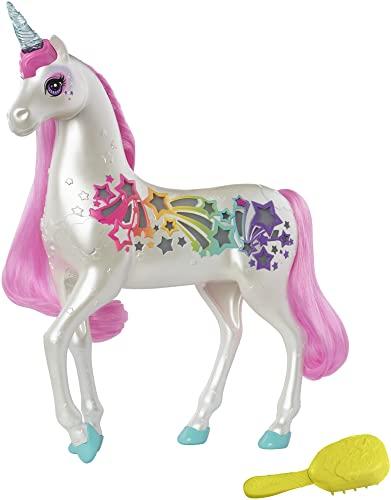 バービー バービー人形 日本未発売 【送料無料】Barbie Dreamtopia Brush 'n Sparkle Unicornバービー バービー人形 日本未発売