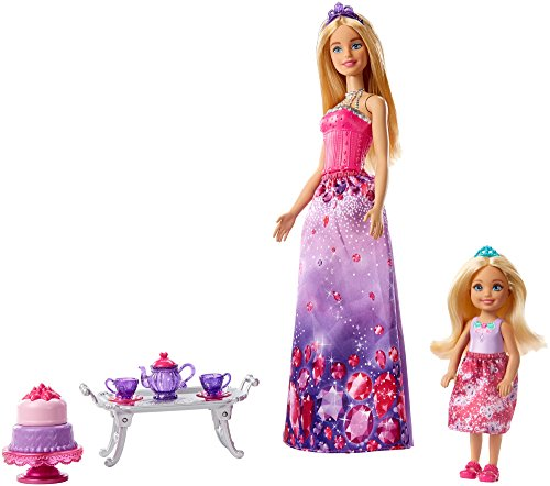 バービー バービー人形 日本未発売 【送料無料】Barbie Dreamtopia Dolls and Tea Party Playsetバービー バービー人形 日本未発売