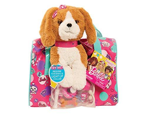 バービー バービー人形 日本未発売 【送料無料】Just Play 61383 Barbie Vet Bag Plushバービー バービー人形 日本未発売