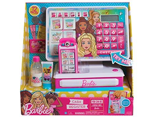 バービー バービー人形 【送料無料】Barbie Just Play Large Cash Register Roleplayバービー バービー人形