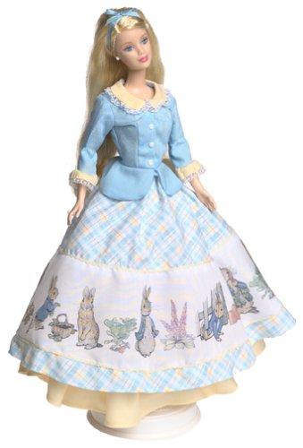 バービー バービー人形 【送料無料】Barbie Peter Rabbit 100 Year Celebration Collector Edition by Mattelバービー バービー人形