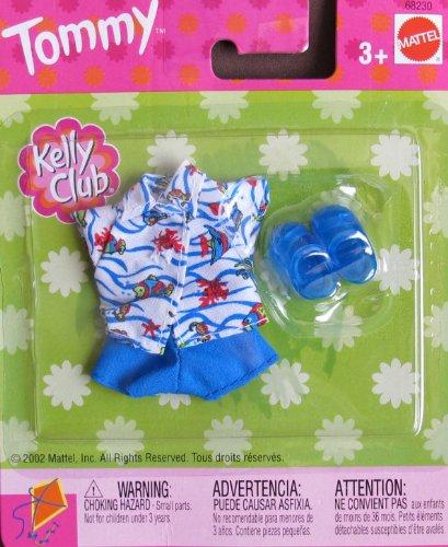 バービー バービー人形 日本未発売 【送料無料】Barbie Kelly TOMMY FASHIONS w Outfit & Shoes (2002)バービー バービー人形 日本未発売