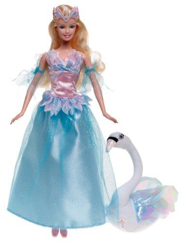 バービー バービー人形 【送料無料】Barbie Fantasy Tales Odette and the swanバービー バービー人形