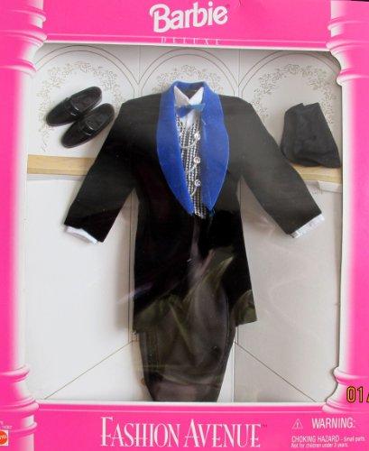 バービー バービー人形 日本未発売 【送料無料】Barbie KEN Deluxe Fashion Avenue TUXEDO Clothes (1995)バービー バービー人形 日本未発売
