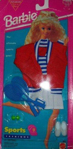 バービー バービー人形 日本未発売 1996 Barbie Tennis Fashion Outfitバービー バービー人形 日本未発売