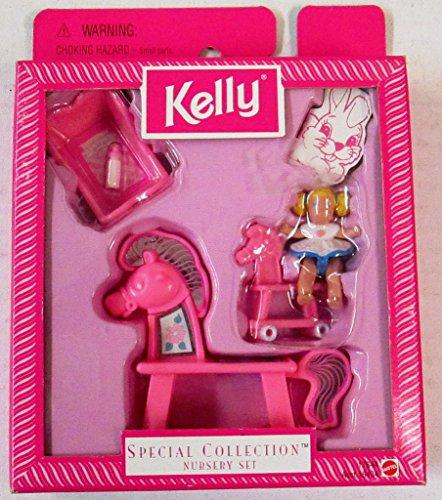 バービー バービー人形 日本未発売 Barbie Kelly Special Collection Nursery Setバービー バービー人形 日本未発売