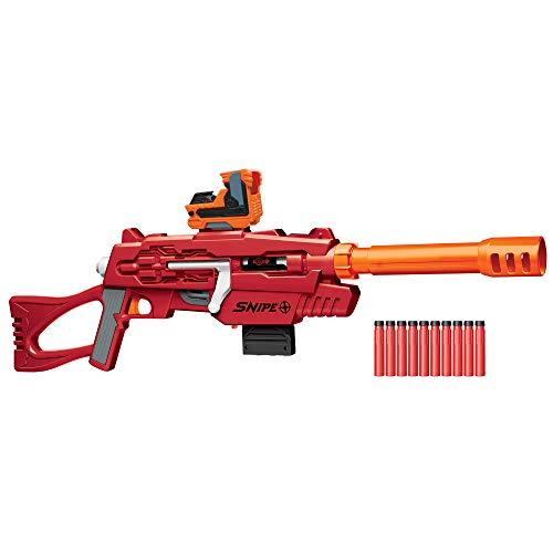 バズビー ブラスター アメリカ 直輸入 ソフトダーツ 【送料無料】Air Warriors Red-Dot Scope Snipe Dart Blasterバズビー ブラスター アメリカ 直輸入 ソフトダーツ