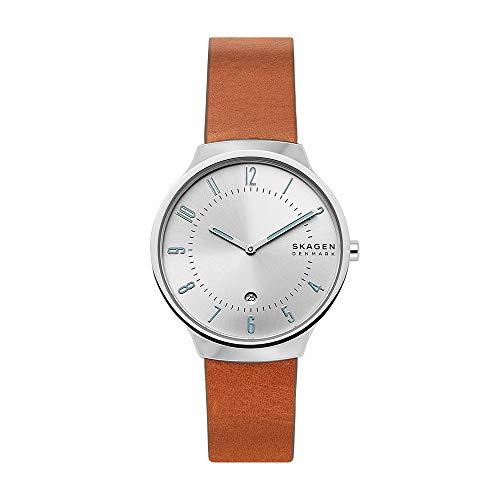スカーゲン 腕時計 メンズ 【送料無料】Skagen Grenen Slim - SKW6522 Silver One Sizeスカーゲン 腕時計 メンズ