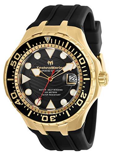 テクノマリーン 腕時計 メンズ 【送料無料】Technomarine TM-118086 Men's Blue Reef Automatic Watchテクノマリーン 腕時計 メンズ