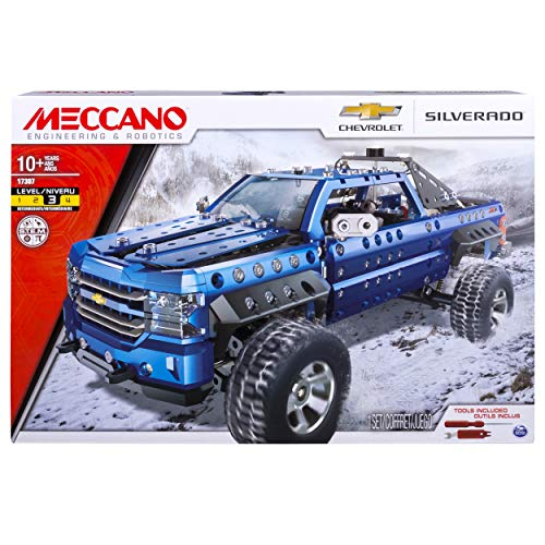 メカノ 知育玩具 パズル ブロック 【送料無料】Meccano Master Carton of Premium Vehicle Building Kit Assortmentメカノ 知育玩具 パズル ブロック