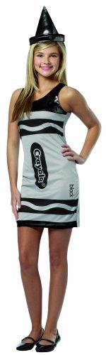 コスプレ衣装 コスチューム その他 Rasta Imposta Crayola Tank Dress, Black, Teen 13-16コスプレ衣装 コスチューム その他