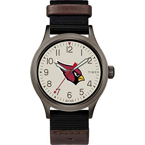 タイメックス 腕時計 メンズ 【送料無料】Timex Men's TWZFCRDMB NFL Clutch Arizona Cardinals Watchタイメックス 腕時計 メンズ