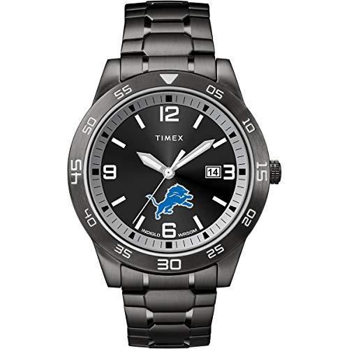 タイメックス 腕時計 メンズ 【送料無料】Timex Men's TWZFLIOMM NFL Acclaim Detroit Lions Watchタイメックス 腕時計 メンズ