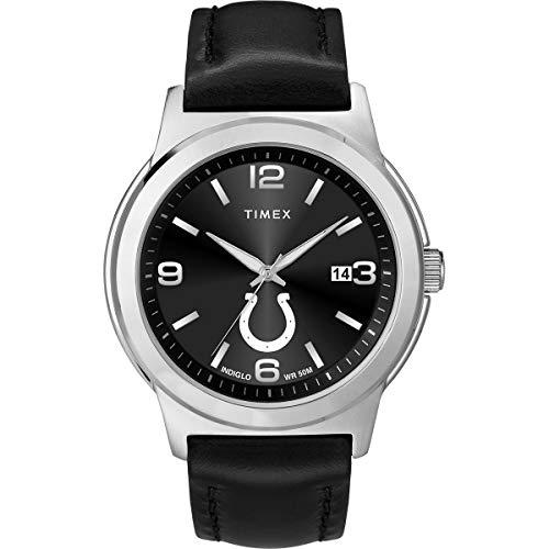 腕時計 タイメックス メンズ 【送料無料】Timex Men's TWZFCOLMK NFL Ace Indianapolis Colts Watch腕時計 タイメックス メンズ