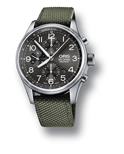 オリス 腕時計 メンズ 【送料無料】Oris Big Crown ProPilot Chronographオリス 腕時計 メンズ