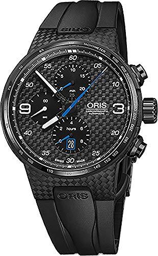 オリス 腕時計 メンズ 【送料無料】Oris Williams Valtteri Bottas Carbon Fibre Limited Edition Mens Watchオリス 腕時計 メンズ