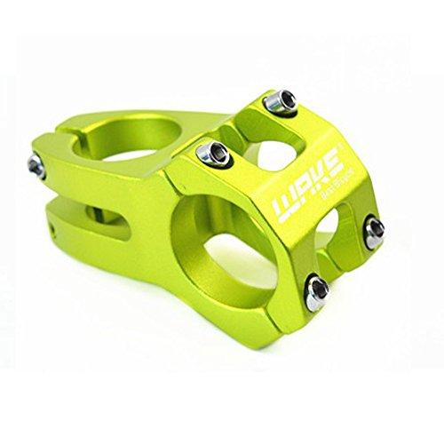 ステム パーツ 自転車 コンポーネント サイクリング CYSKY Bike Stem 31.8 × 45mm Wake Mountain Bike Stem Bicycle Handlebar Stem Suitable for BMX MTB Road Bike (Aluminum Alloy, Adjustable, Green)ステム パーツ 自転車 コンポーネント サイクリング