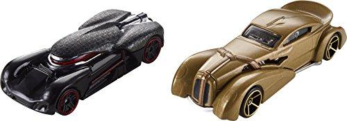 ホットウィール マテル ミニカー ホットウイール 【送料無料】Hot Wheels Star Wars Snoke & Kylo Ren , vehicleホットウィール マテル ミニカー ホットウイール
