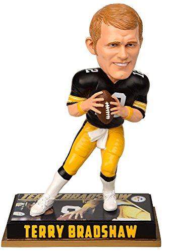 ボブルヘッド バブルヘッド 首振り人形 ボビンヘッド BOBBLEHEAD 【送料無料】Forever Collectibles NFL Pittsburgh Steelers Mens Pittsburgh Steelers Bobblehead - 8 - Retired Player - Terry ボブルヘッド バブルヘッド 首振り人形 ボビンヘッド BOBBLEHEAD