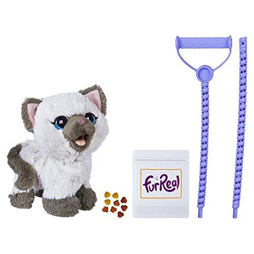 ファーリアルフレンズ ぬいぐるみ 動く 鳴く お世話 【送料無料】FurReal Friends Kami My Poopin Kitty Plushファーリアルフレンズ ぬいぐるみ 動く 鳴く お世話