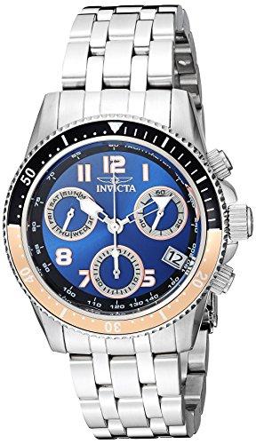 インヴィクタ インビクタ プロダイバー 腕時計 レディース 【送料無料】Invicta Women's Pro Diver Quartz Watch with Stainless-Steel Strap, Silver, 20 (Model: 24639)インヴィクタ インビクタ プロダイバー 腕時計 レディース