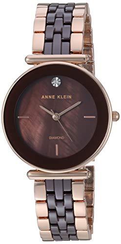 アンクライン 腕時計 レディース 【送料無料】Anne Klein Dress Watch (Model: AK/3158BNRG)アンクライン 腕時計 レディース