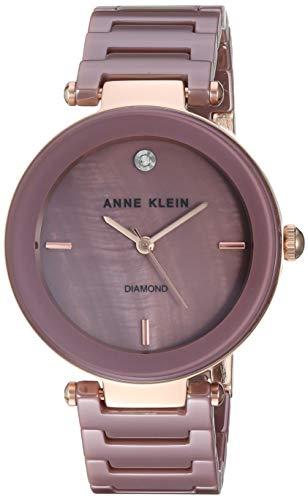 アンクライン 腕時計 レディース 【送料無料】Anne Klein Dress Watch (Model: AK/1018RGMV)アンクライン 腕時計 レディース