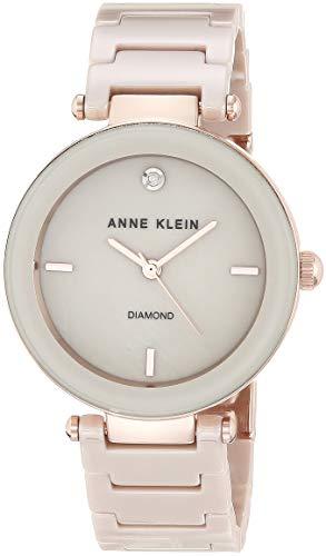 アンクライン 腕時計 レディース 【送料無料】Anne Klein Dress Watch (Model: AK/1018RGTN)アンクライン 腕時計 レディース