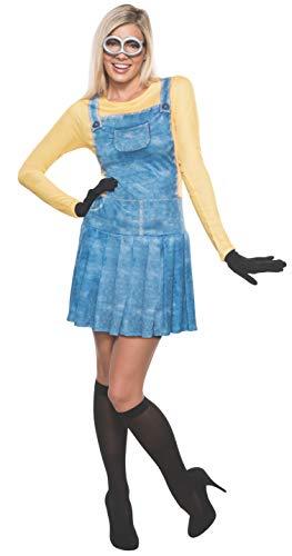 コスプレ衣装 コスチューム ミニオンズ Rubie's Women's Minions Female Costume, Yellow, Smallコスプレ衣装 コスチューム ミニオンズ