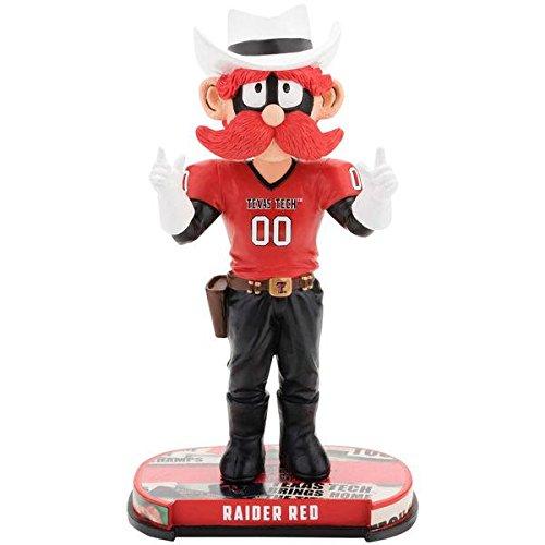ボブルヘッド バブルヘッド 首振り人形 ボビンヘッド BOBBLEHEAD 【送料無料】Texas Tech Mascot Headline Bobbleボブルヘッド バブルヘッド 首振り人形 ボビンヘッド BOBBLEHEAD
