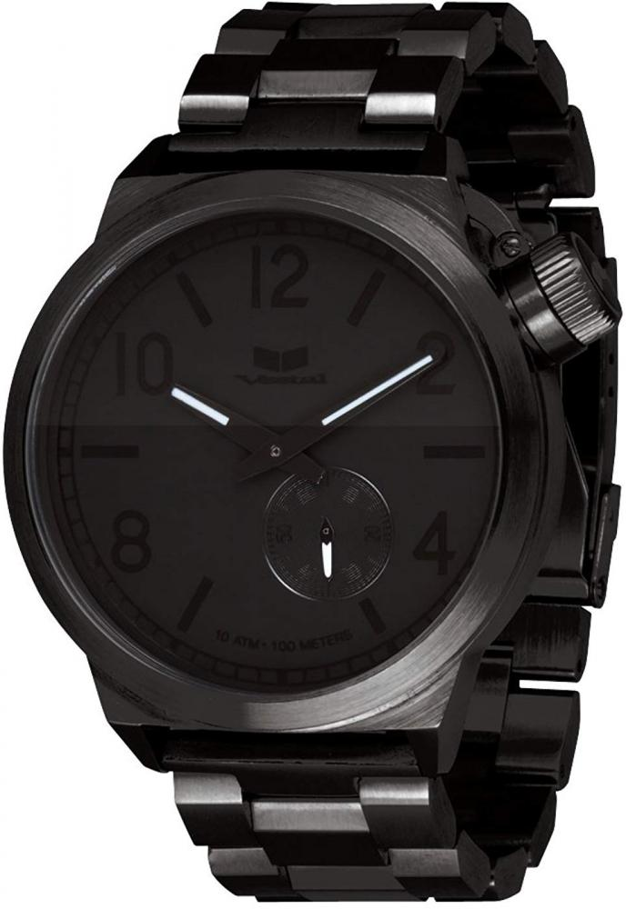 ベスタル ヴェスタル 腕時計 メンズ Vestal Men's CTN3M02 Canteen Metal Blackout Watchベスタル ヴェスタル 腕時計 メンズ