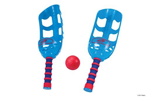 ナーフスポーツ アメリカ 直輸入 ナーフ スポーツ Nerf Sports Challenge Scoop Toss (red and blue)ナーフスポーツ アメリカ 直輸入 ナーフ スポーツ