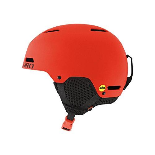 スノーボード ウィンタースポーツ 海外モデル ヨーロッパモデル アメリカモデル 【送料無料】Giro Crue MIPS Kids Snow Helmet Matte Vermillion XS 48.5?52cmスノーボード ウィンタースポーツ 海外モデル ヨーロッパモデル アメリカモデル