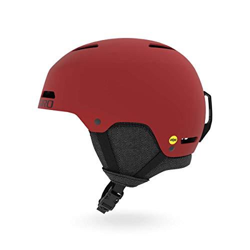 スノーボード ウィンタースポーツ 海外モデル ヨーロッパモデル アメリカモデル 【送料無料】Giro Ledge MIPS Snow Helmet Matte Dark Red SM 52?55.5cmスノーボード ウィンタースポーツ 海外モデル ヨーロッパモデル アメリカモデル
