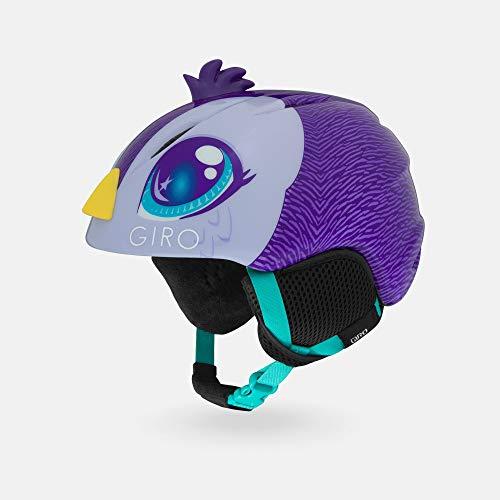 スノーボード ウィンタースポーツ 海外モデル ヨーロッパモデル アメリカモデル 【送料無料】Giro Launch Plus Youth Snow Helmet - Purple Penguin - Size XS (48.5-52cm)スノーボード ウィンタースポーツ 海外モデル ヨーロッパモデル アメリカモデル