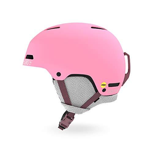 スノーボード ウィンタースポーツ 海外モデル ヨーロッパモデル アメリカモデル 【送料無料】Giro Crue MIPS Youth Snow Helmet - Matte Pink Namuk - Size S (52-55.5cm)スノーボード ウィンタースポーツ 海外モデル ヨーロッパモデル アメリカモデル