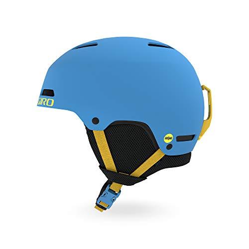 スノーボード ウィンタースポーツ 海外モデル ヨーロッパモデル アメリカモデル 【送料無料】Giro Crue MIPS Youth Snow Helmet - Matte Shock Blue - Size M (55.5-59cm)スノーボード ウィンタースポーツ 海外モデル ヨーロッパモデル アメリカモデル