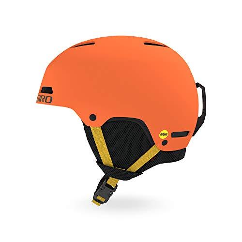 スノーボード ウィンタースポーツ 海外モデル ヨーロッパモデル アメリカモデル 【送料無料】Giro Crue MIPS Youth Snow Helmet - Matte Deep Orange - Size S (52-55.5cm)スノーボード ウィンタースポーツ 海外モデル ヨーロッパモデル アメリカモデル
