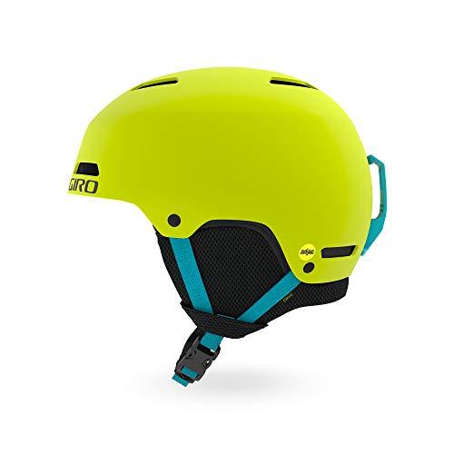 スノーボード ウィンタースポーツ 海外モデル ヨーロッパモデル アメリカモデル 【送料無料】Giro Crue MIPS Youth Snow Helmet - Matte Citron - Size M (55.5-59cm)スノーボード ウィンタースポーツ 海外モデル ヨーロッパモデル アメリカモデル