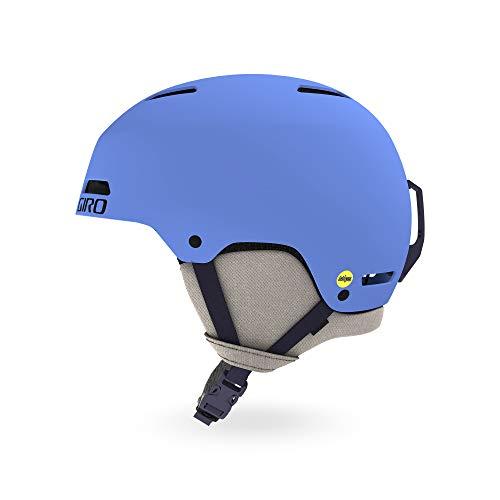 スノーボード ウィンタースポーツ 海外モデル ヨーロッパモデル アメリカモデル 【送料無料】Giro Ledge MIPS Snow Helmet - Matte Shock Blue - Size S (52-55.5cm)スノーボード ウィンタースポーツ 海外モデル ヨーロッパモデル アメリカモデル
