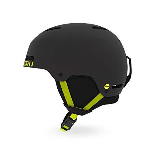 スノーボード ウィンタースポーツ 海外モデル ヨーロッパモデル アメリカモデル 【送料無料】Giro Ledge MIPS Snow Helmet - Matte Warm Black/Citron - Size S (52-55.5cm)スノーボード ウィンタースポーツ 海外モデル ヨーロッパモデル アメリカモデル