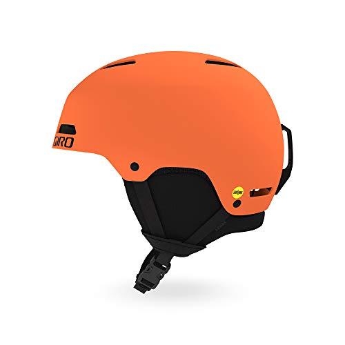 スノーボード ウィンタースポーツ 海外モデル ヨーロッパモデル アメリカモデル 【送料無料】Giro Ledge MIPS Snow Helmet - Matte Deep Orange - Size M (55.5-59cm)スノーボード ウィンタースポーツ 海外モデル ヨーロッパモデル アメリカモデル