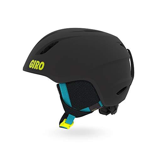 スノーボード ウィンタースポーツ 海外モデル ヨーロッパモデル アメリカモデル 【送料無料】Giro Launch Youth Snow Helmet - Matte Black Sweet Tooth - Size XS (48.5-52cm)スノーボード ウィンタースポーツ 海外モデル ヨーロッパモデル アメリカモデル