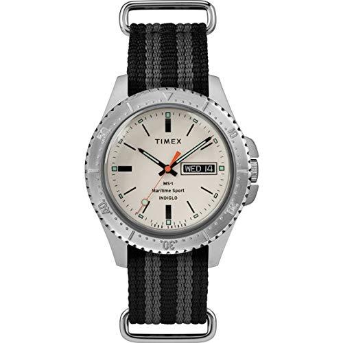 タイメックス 腕時計 メンズ Timex Todd Snyder Maritime Sport 41mm White/Black/Grey One Sizeタイメックス 腕時計 メンズ