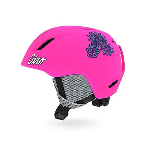スノーボード ウィンタースポーツ 海外モデル ヨーロッパモデル アメリカモデル 【送料無料】Giro Launch Youth Snow Helmet - Matte Bright Pink - Size XS (48.5-52cm)スノーボード ウィンタースポーツ 海外モデル ヨーロッパモデル アメリカモデル