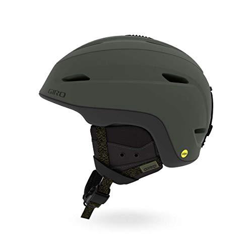 スノーボード ウィンタースポーツ 海外モデル ヨーロッパモデル アメリカモデル 【送料無料】Giro Zone MIPS Snow Helmet Matte Olive/Black SM 52?55.5cmスノーボード ウィンタースポーツ 海外モデル ヨーロッパモデル アメリカモデル