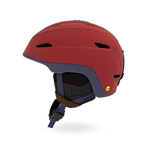 スノーボード ウィンタースポーツ 海外モデル ヨーロッパモデル アメリカモデル 【送料無料】Giro Zone MIPS Snow Helmet Matte Dark Red/Midnight Sierra SM 52?55.5cmスノーボード ウィンタースポーツ 海外モデル ヨーロッパモデル アメリカモデル
