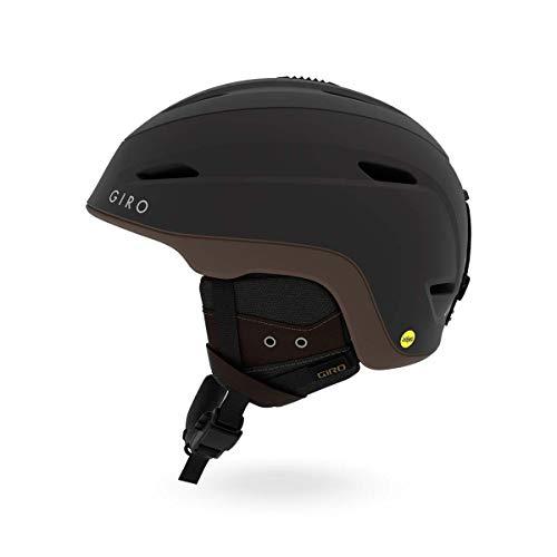 スノーボード ウィンタースポーツ 海外モデル ヨーロッパモデル アメリカモデル 【送料無料】Giro Zone MIPS Snow Helmet Matte Black/Dark Brown Mo' Rockin' LG 59?62.5cmスノーボード ウィンタースポーツ 海外モデル ヨーロッパモデル アメリカモデル